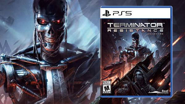 Ya disponible las ediciones físicas de Terminator Resistance Enhanced para PlayStation 5