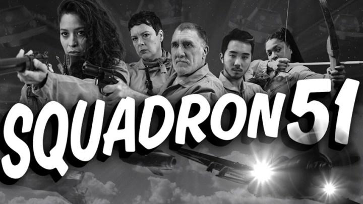 Anunciado Squadron 51, un nuevo 'shoot 'em up' que llegará en 2021 a PS4, Xbox One, Switch y PC