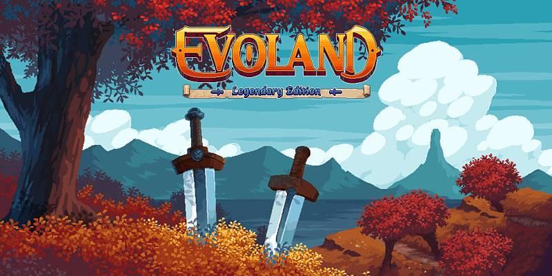 Evoland Legendary Edition confirma fecha para su llegada en formato físico para PlayStation 4