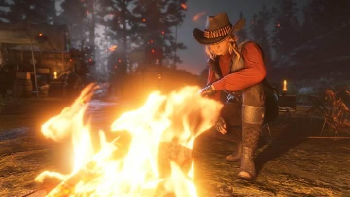 Red Dead Online revela sus novedades para esta semana
