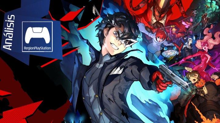 Análisis | Persona 5: Strikers