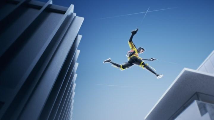 STRIDE, frenética aventura de parkour en realidad virtual, debutará esta primavera en PlayStation VR