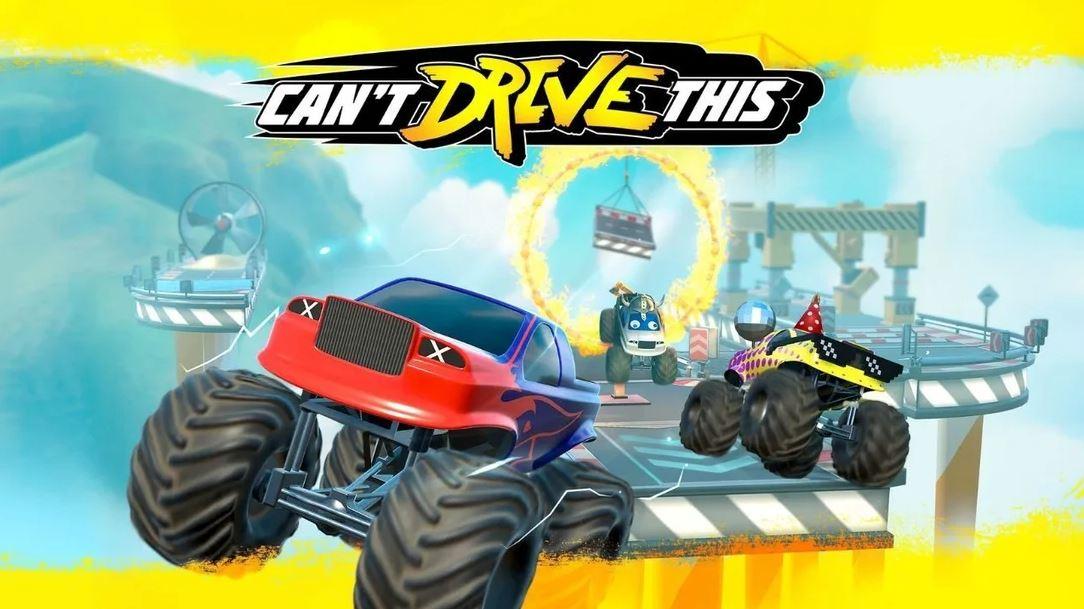 Can't Drive This, título multijugador de carreras, llega a PS5 y PS4 el 19 de marzo
