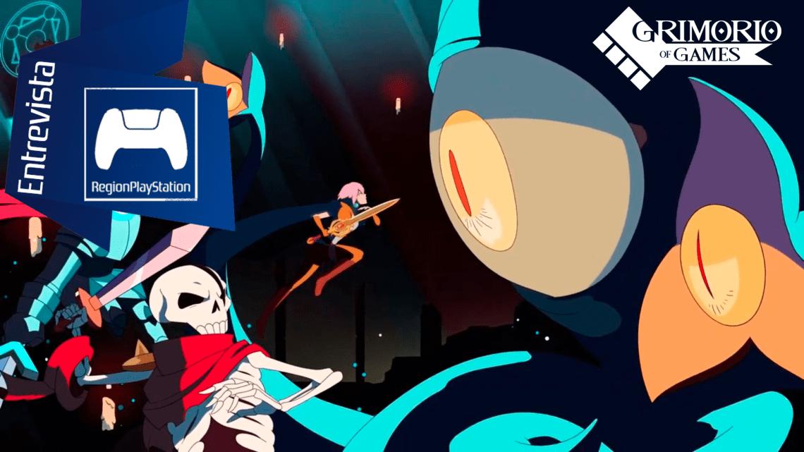 Entrevista | Grimorio of Games (Sword of the Necromancer)