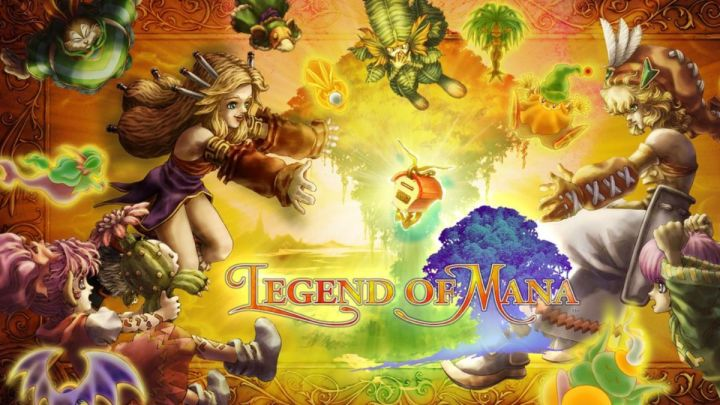 Square Enix anuncia Legend of Mana Remastered para Playstation 4, Nintendo Switch y PC