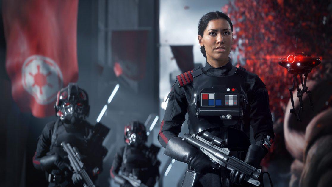 La actriz de Star Wars: Battlefront 2 insinúa el desarrollo de un nuevo videojuego basado en The Mandalorian