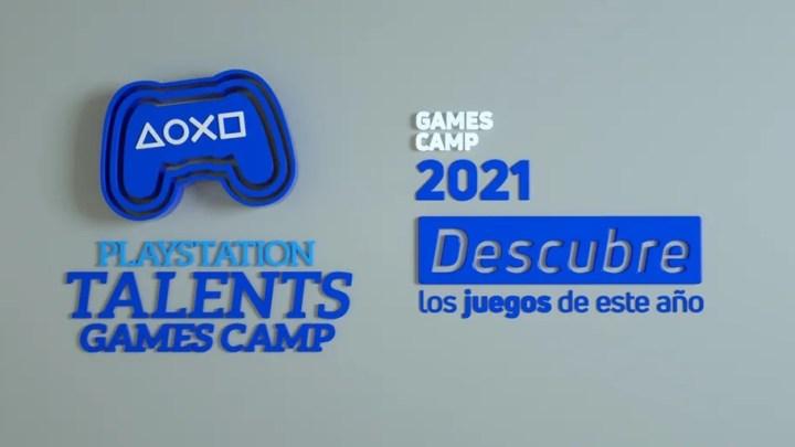 Conoce los 8 juegos que se unen en 2021 al programa 'Games Camp' de PlayStation Talents