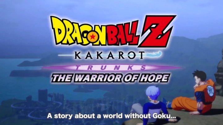 Dragon Ball Z Kakarot confirma su último DLC : Trunks: The Warrior of Hope