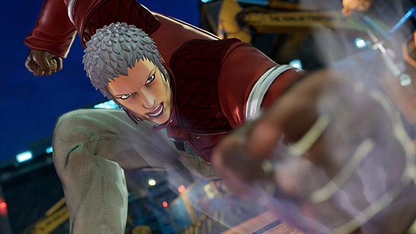 Yashiro Nanakase protagoniza el nuevo tráiler de The King of Fighters XV