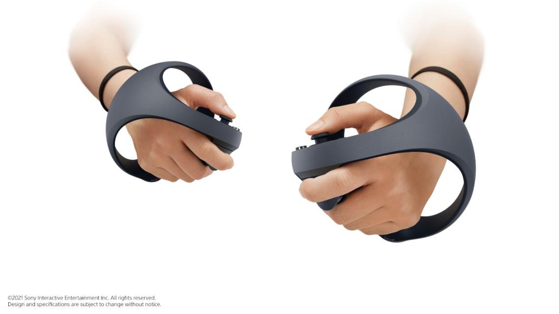 Sony presenta los nuevos controladores para la next-gen de PS VR
