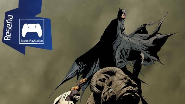 Reseña | Batman: Juegos de Guerra