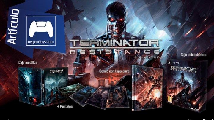Artículo | Terminator Resistance – Enhanced cambia el pasado en PlayStation 5