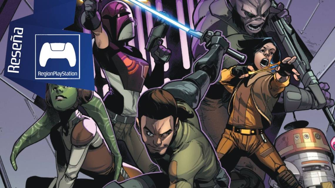 Reseña | Star Wars: Kanan Integral