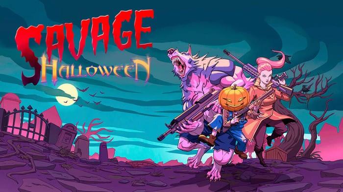 Savage Halloween llegará a PS4 en mayo | Nuevo tráiler