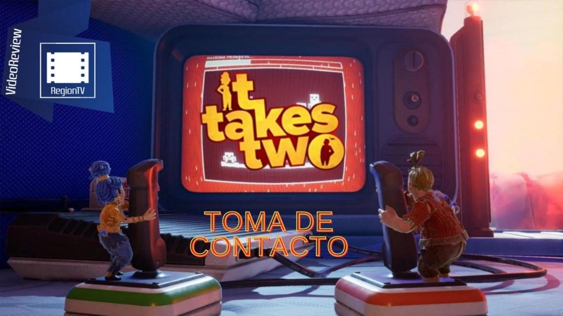 Region TV | Toma de Contacto: It Takes Two