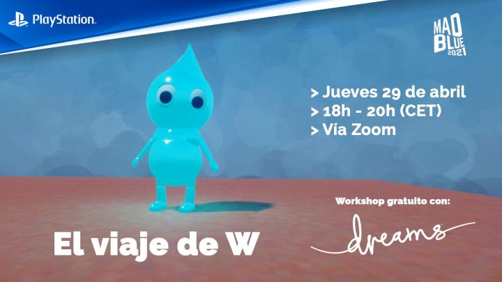 PlayStation España participará en el summit internacional MadBlue2021