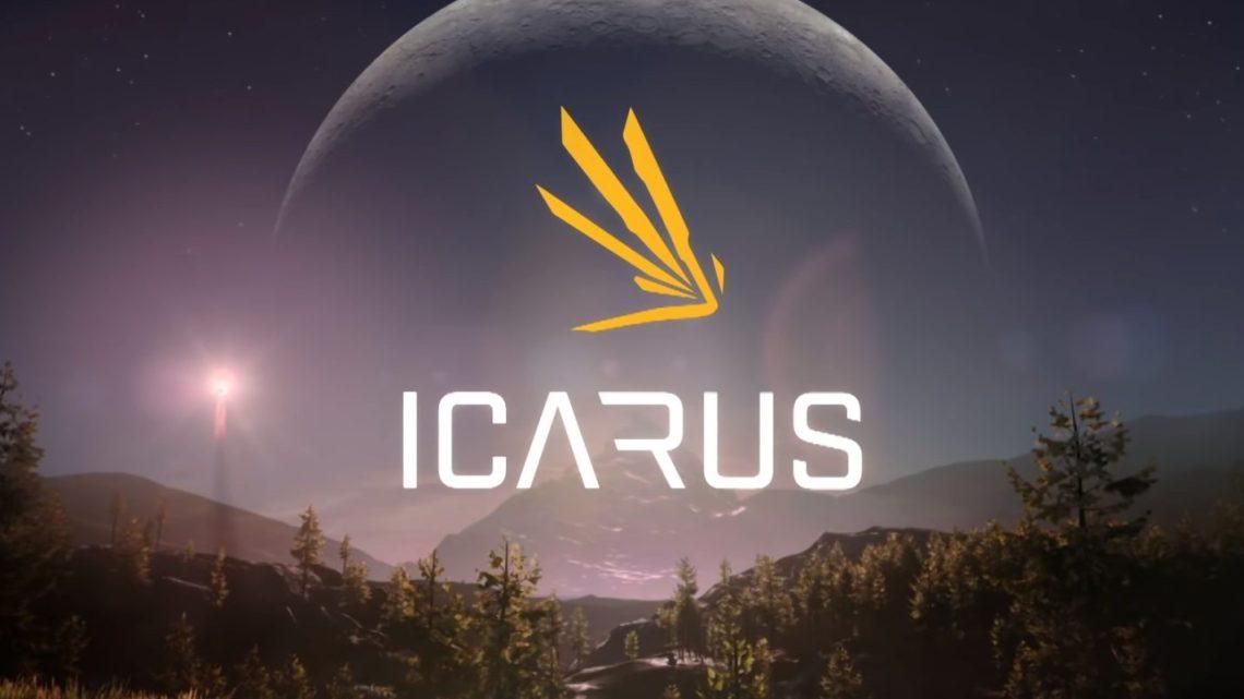 Icarus muestra su jugabilidad en su primer gameplay oficial
