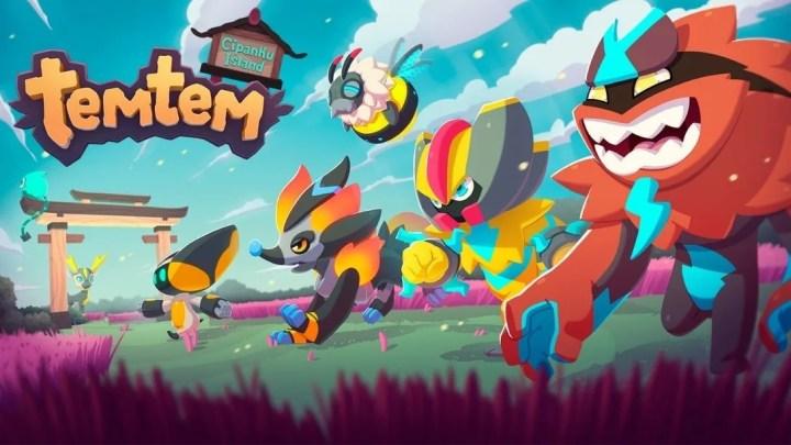 TemTem nos presenta sus nuevas gauridas multijugador en un vídeo inédito