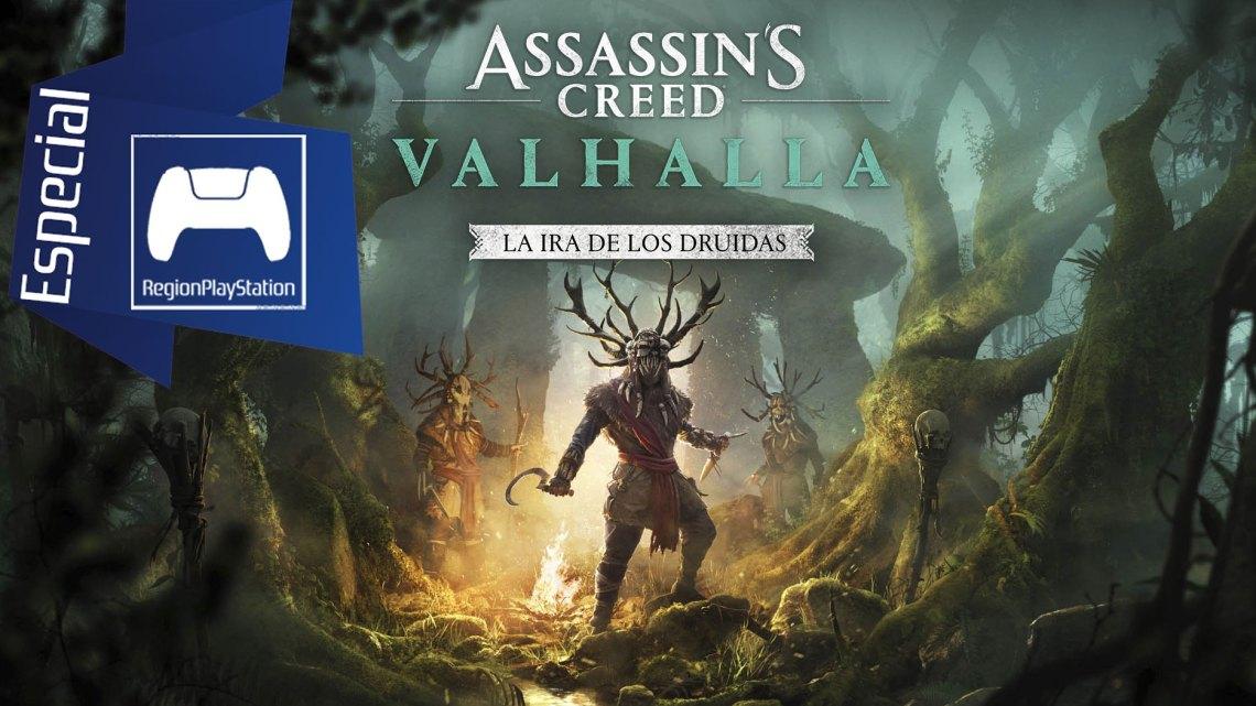 Análisis   Assassin's Creed Valhalla – La Ira de los Druidas