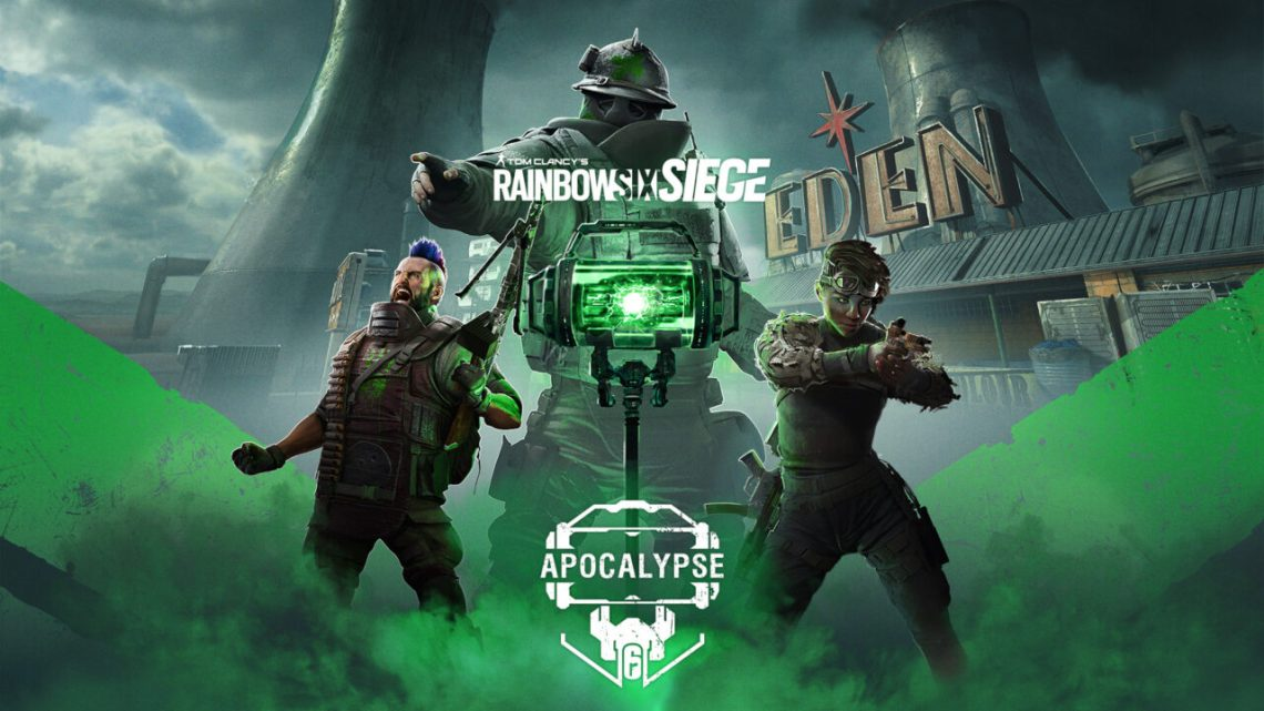Rainbow Six Siege presenta tráiler y detalles del evento Apocalypse