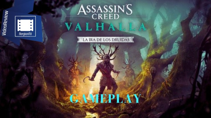Gameplay | Assassin's Creed Valhalla: La Ira de los Druidas