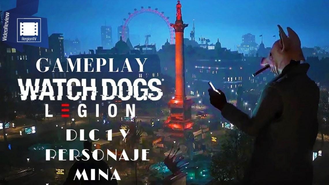 Gameplay | Watch Dogs Legion DLC 1 Mina Sidhu y Misión