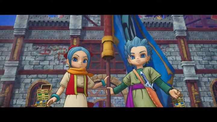 Anunciado Dragon Quest Treasures