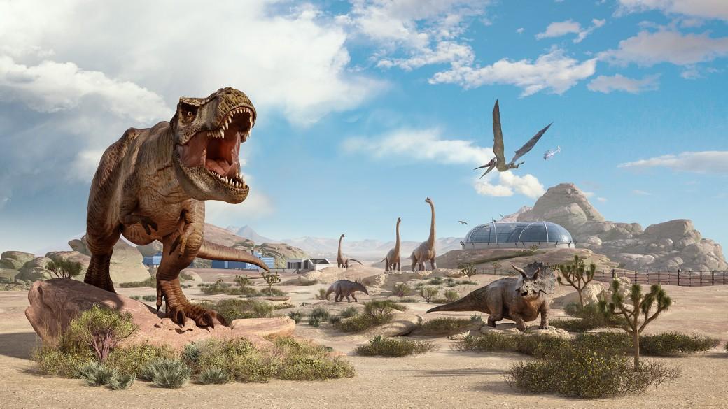 El Plesiosaurus protagoniza el nuevo vídeo de Jurassic World Evolution 2