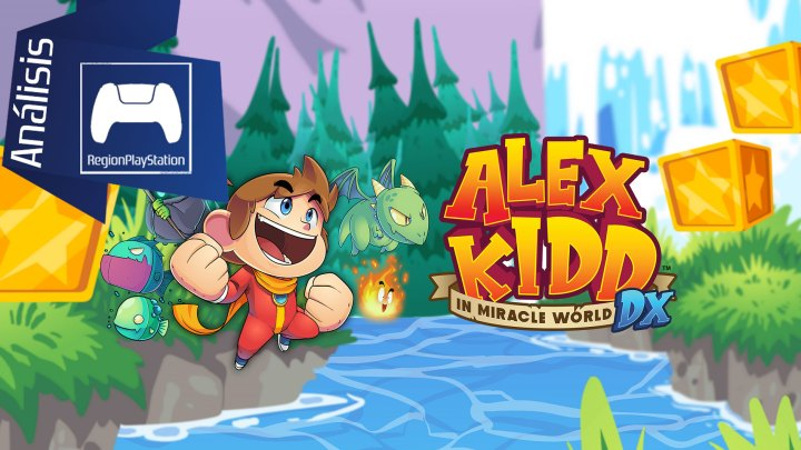 Análisis | Alex Kidd in Miracle World DX