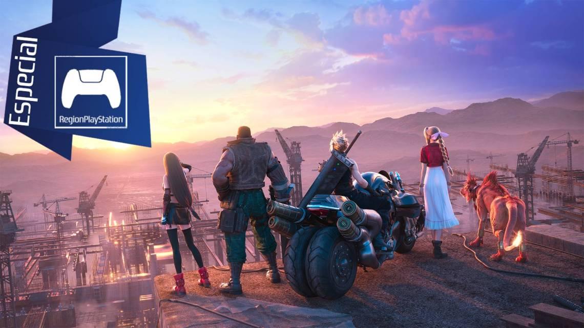 Especial   Las novedades de Final Fantasy VII Remake en Playstation 5