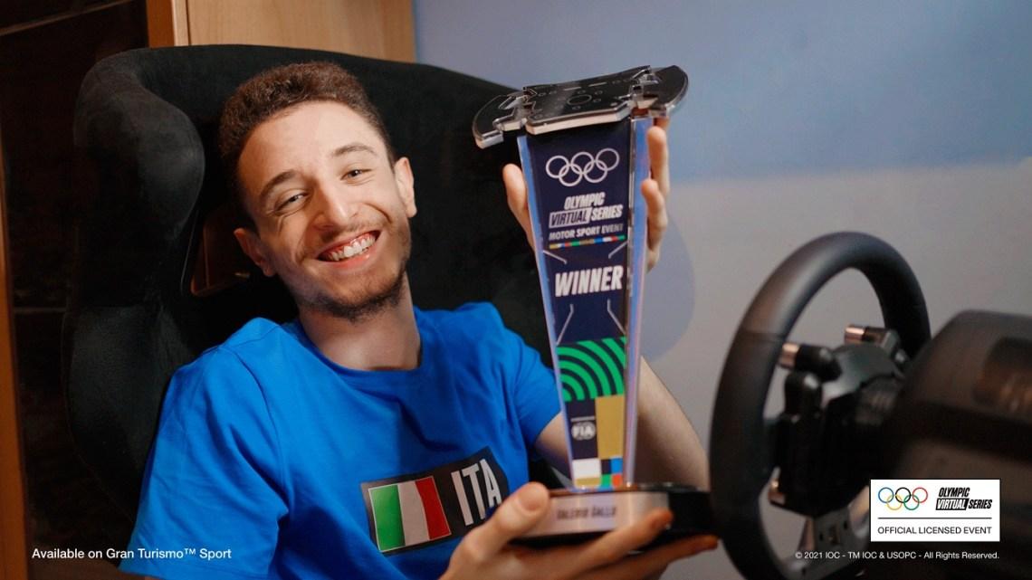 José Serrano, sexto mejor piloto del mundo en las Olympic Virtual Series con Gran Turismo