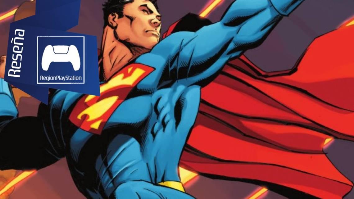 Reseña   Superman, arriba, en el cielo
