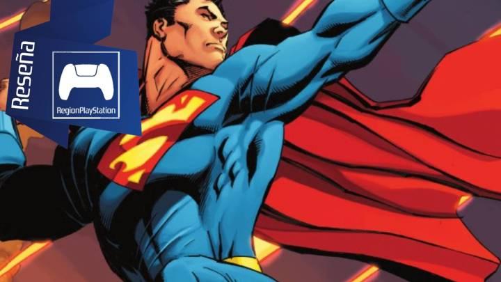Reseña | Superman, arriba, en el cielo