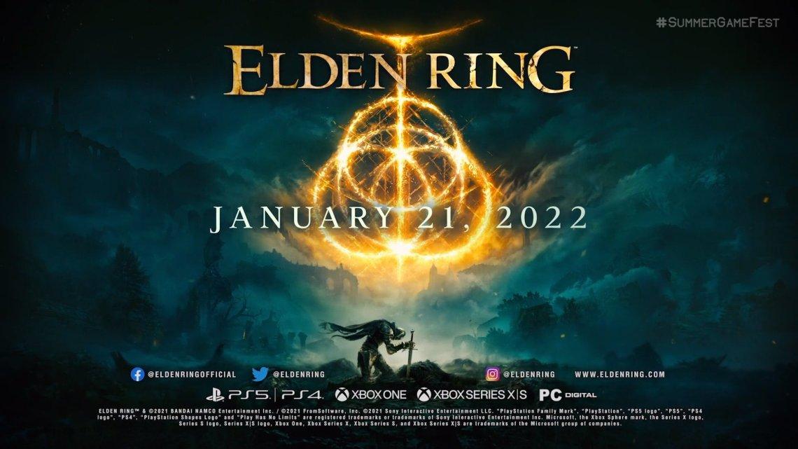 Elden Ring regresa con nuevo gameplay y se lanzará el 21 de enero de 2022 en PS5, PS4, Xbox Series, Xbox One y PC