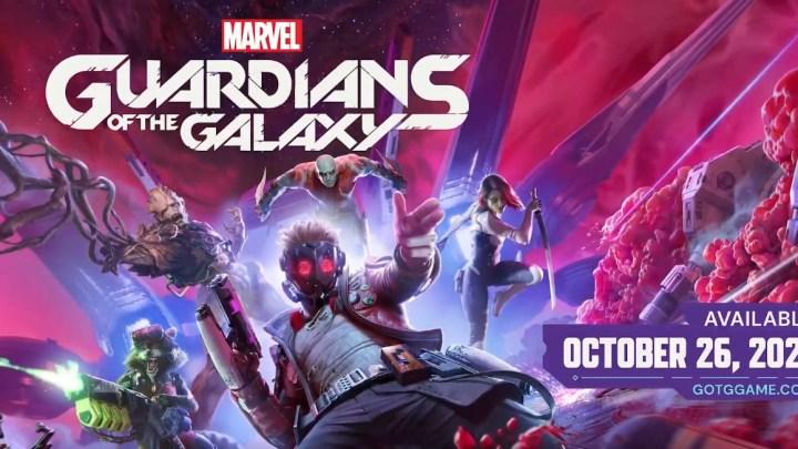 Square Enix anuncia Guardians of the Galaxy para el 26 de octubre en PS5, PS4, Xbox Series, Xbox One y PC
