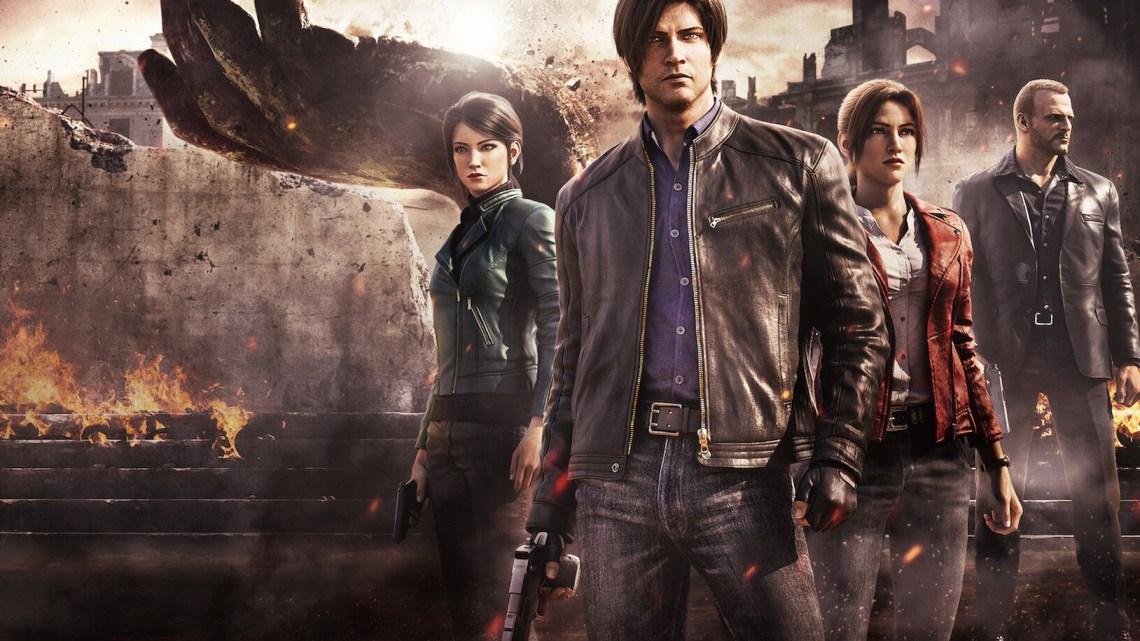 Netflix España revela los primeros minutos de Resident Evil: Oscuridad Infinita