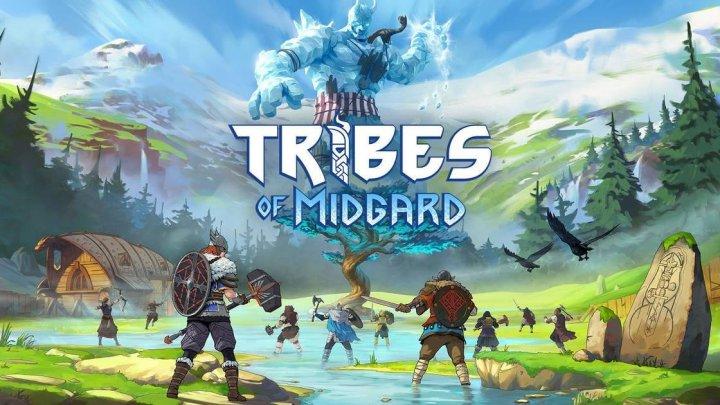 La aventura nórdica Tribes of Midgard presenta tráiler de lanzamiento