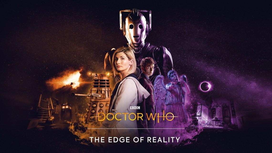 Doctor Who: The Edge Of Reality  debutará el 30 de septiembre en PS4, PS5, Xbox, Switch y PC