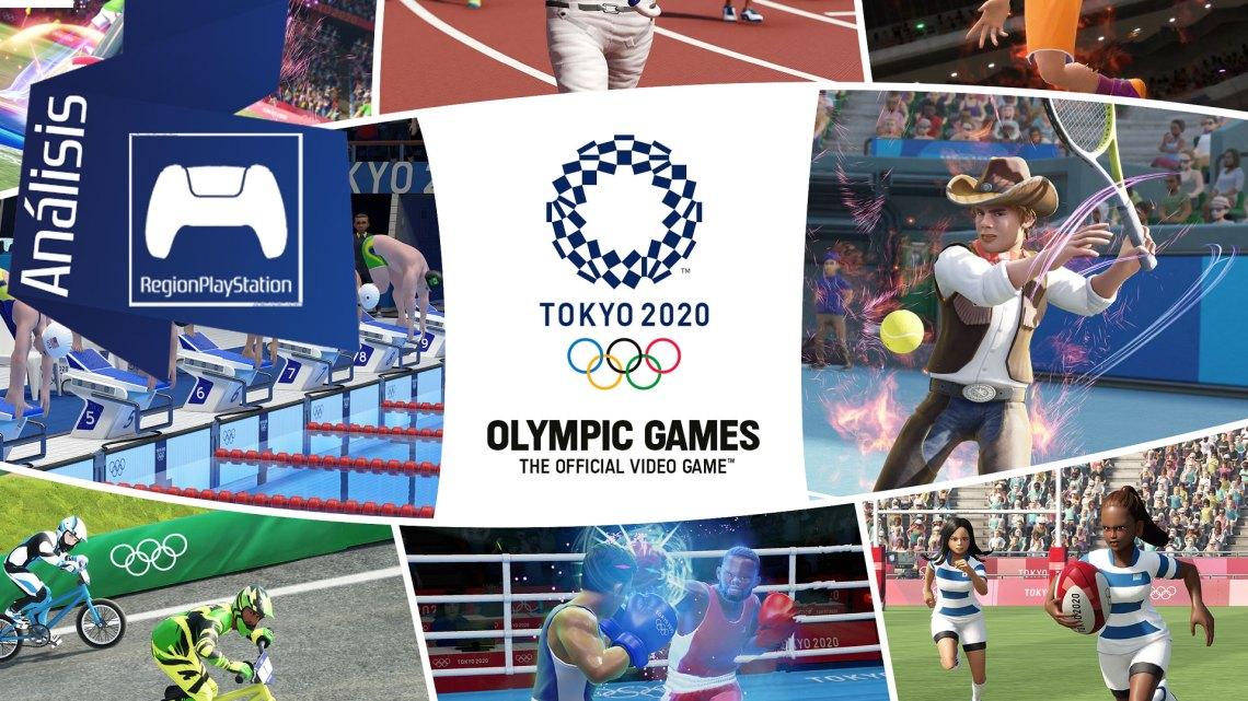 Análisis | Juegos Olímpicos de Tokyo 2020: El videojuego oficial