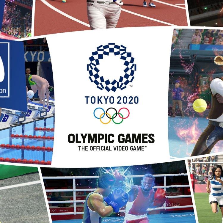 Juegos Olímpicos de Tokyo 2020: El videojuego oficial