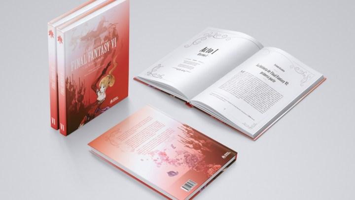 Anunciado La Historia de Final Fantasy VI: La divina epopeya