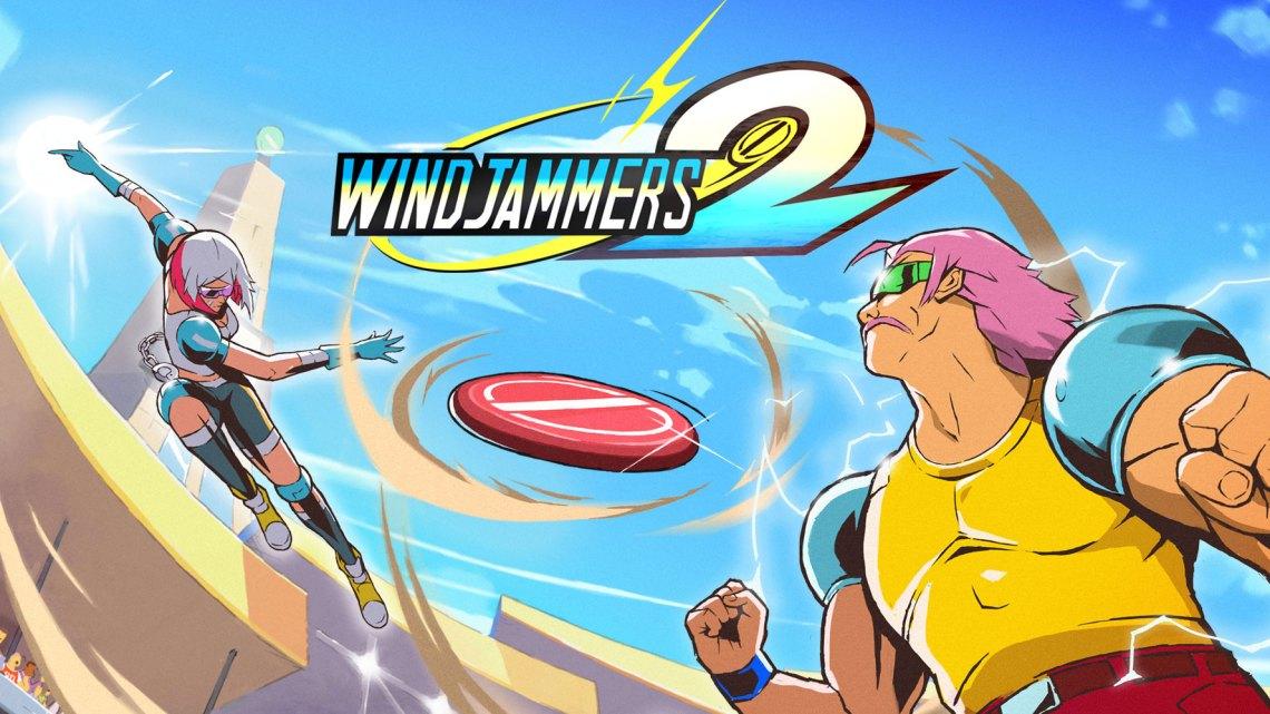 Listada una beta abierta de Windjammers 2 para PS4