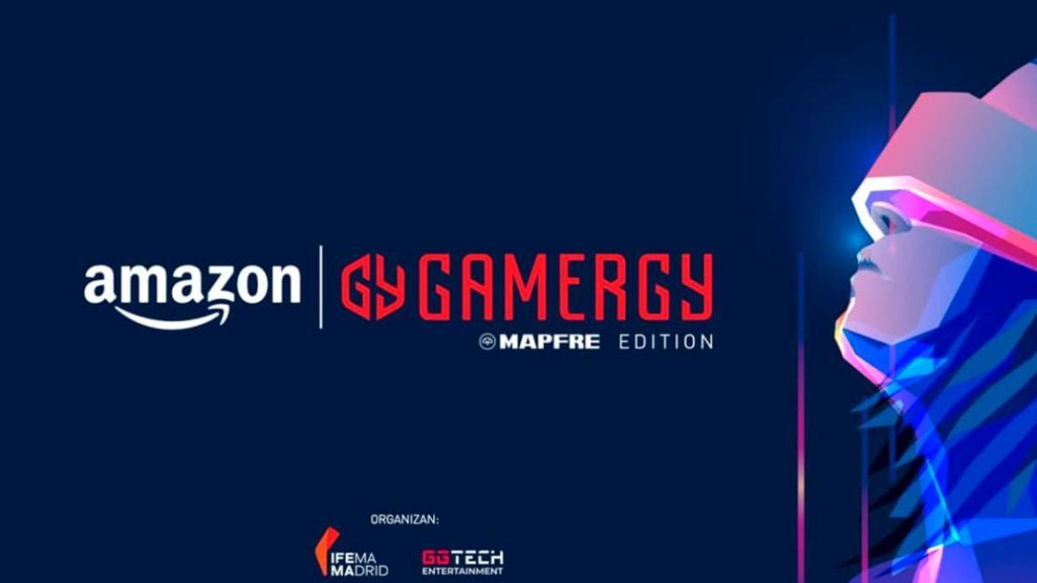 Nace 'Amazon Gamergy Mapfre Edition', un nuevo formato que mezclará eventos online y presenciales