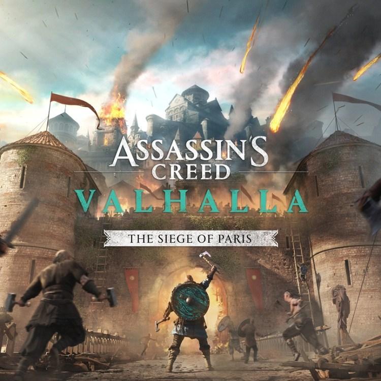 Assassin's Creed Valhalla – El Asedio de Paris