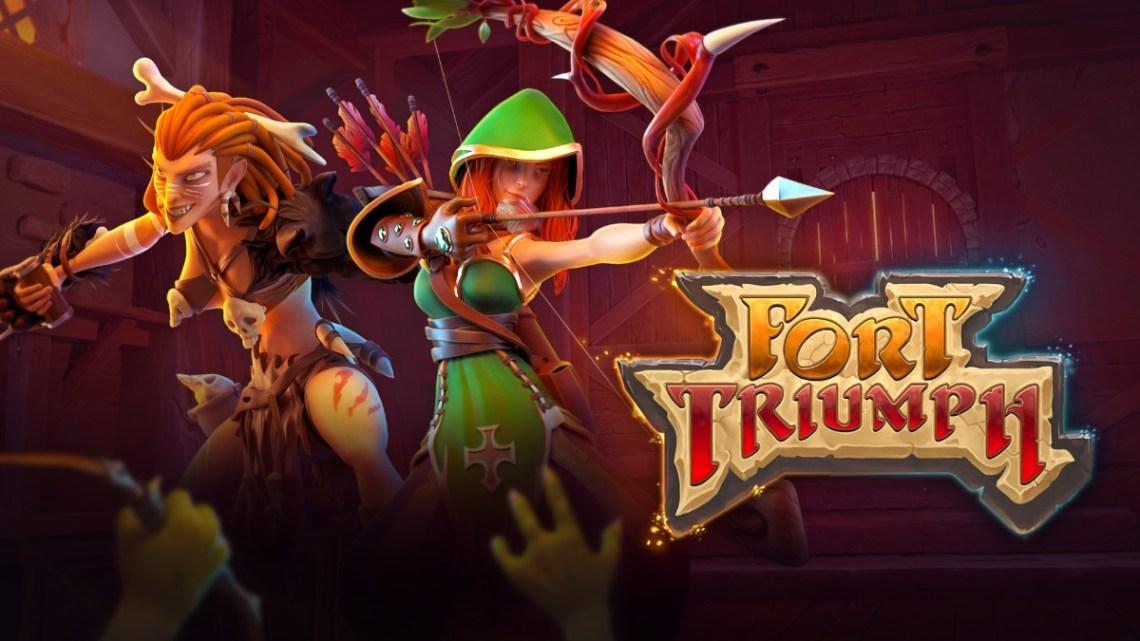 Fort Triumph, RPG de fantasía y estrategia por turnos, confirma fecha de lanzamiento en PS4, Xbox One y Switch