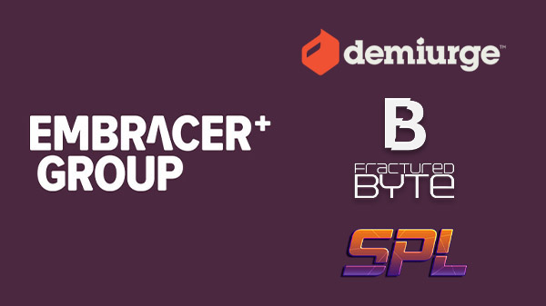 Embracer Group adquiere Demiurge Studios, Fractured Byte y SmartPhone Labs