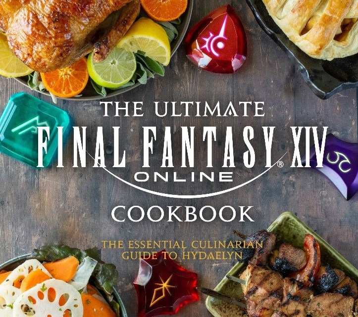 Anunciado el libro The Ultimate Final Fantasy XIV Cookbook