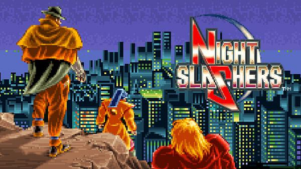 Forever Entertainment anuncia el remake de Night Slashers