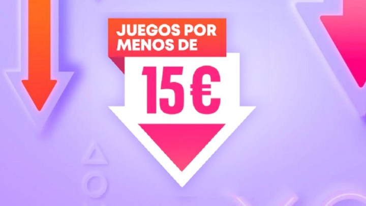 'Juegos por menos de 15€' vuelve a PlayStation Store con más de 200 títulos de PS4 y PS5