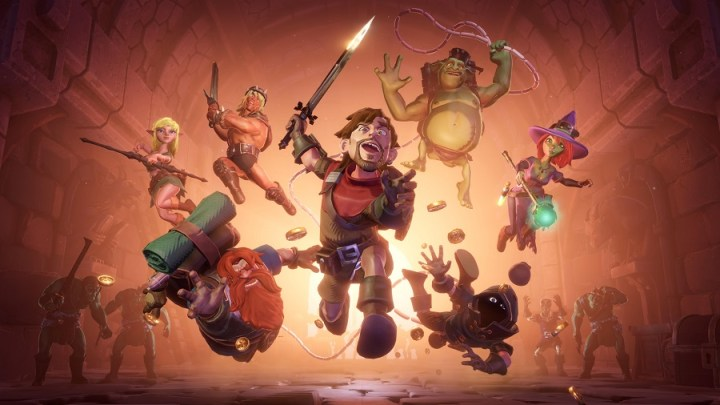 The Dungeon Of Naheulbeuk: The Amulet Of Chaos, RPG táctico, llega el 3 de diciembre a PS5 y Xbox Series X/S